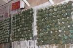 Два больших клада шведских монет, фото