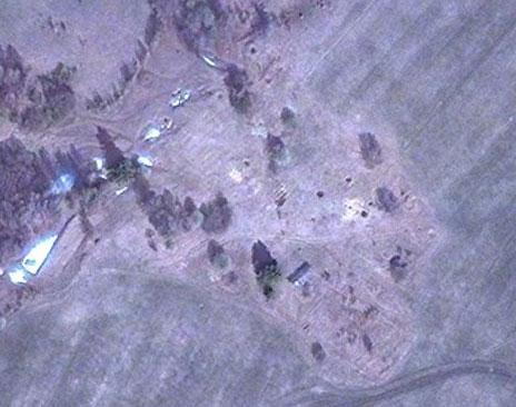 Спутниковый снимок с Bing Maps