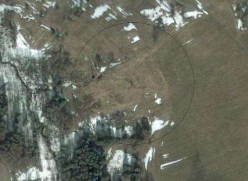 Снимки со спутника для кладоискателей