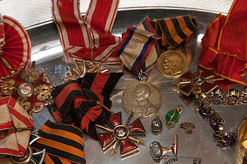 Клад семьи Нарышкиных, уникальные фото