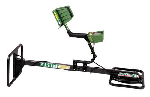 Видеообзор металлоискателя Garrett GTI 2500