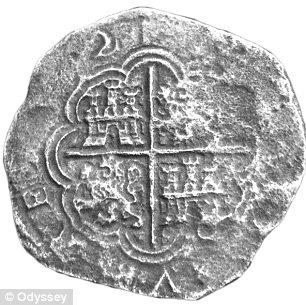 Монета с места кораблекрушения
