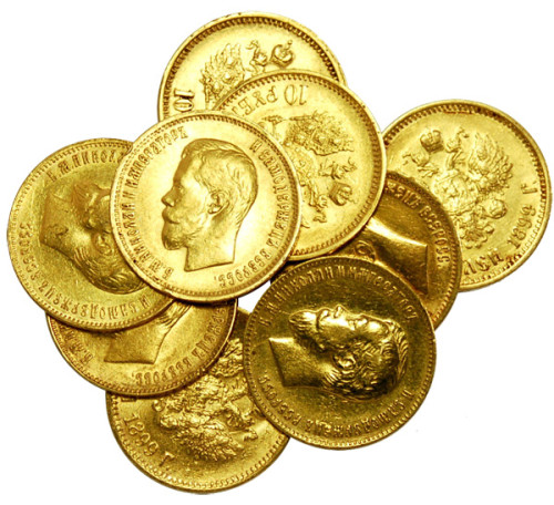Дорогостоящие старинные монеты
