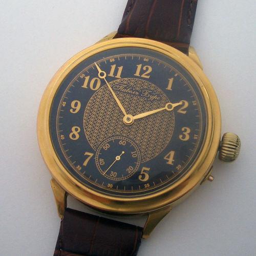 Pavel Bure Swiss в золотом корпусе (до 1920г) Цена $350