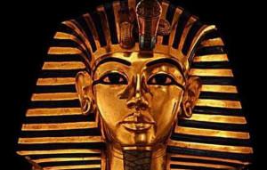 Золотые изделия древнего Египта