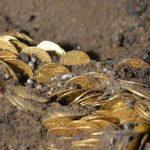 В костеле Польши найден клад золотых монет