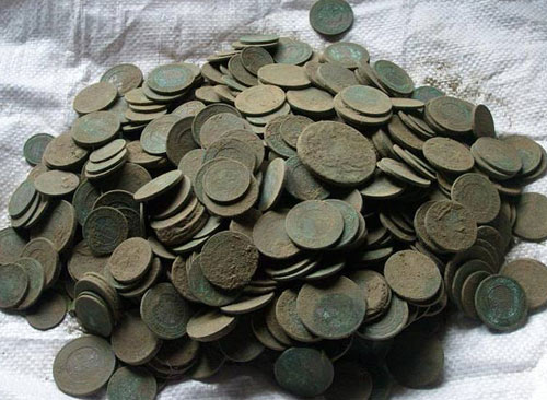 Монетный клад