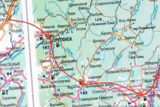 Поиски с металлоискателем на просторах Сибири