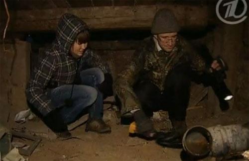 Что можно найти с металлоискателем в канализации дома?