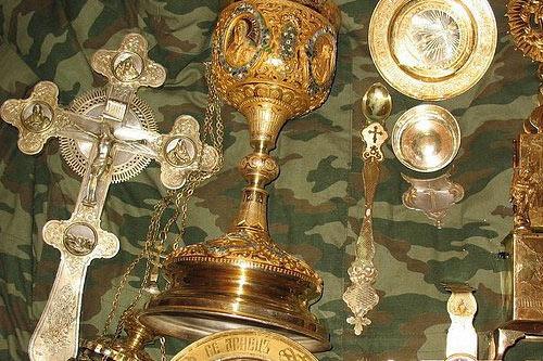 Клад церковного золота