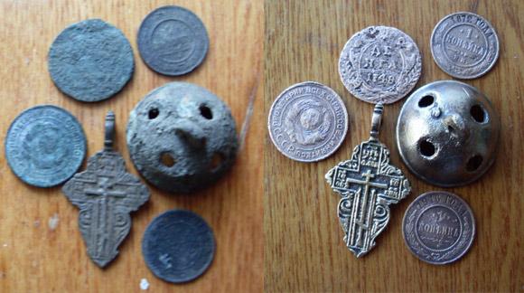 Способы чистки медных монет