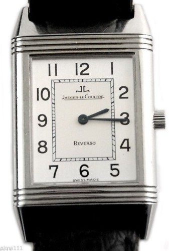 Iconic Jaeger Lecoultre Ss Reverso. Цена $2500