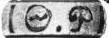 «θ. Р» - Фома Роуз на гурте английской партии полтинников.