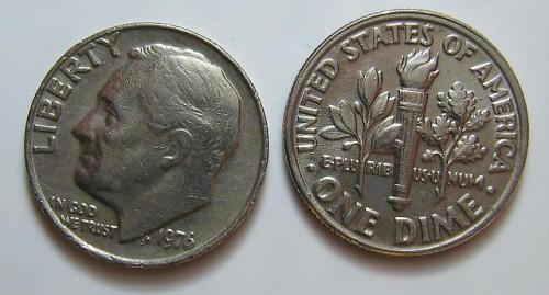 Монета перевертыш
