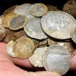 Крупнейший клад из монет XVI века найден в Северной Ирландии