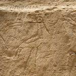 Самые древние египетские иероглифы, найденные на камнях