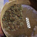 Ценный клад из 10 тысяч монет XVIII века найден в Кракове