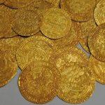 В Чехии найдены золотые монеты времен Тридцатилетней войны