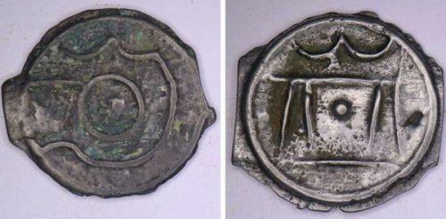 Редкая монета эпохи позднего железного века